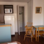 Le coins kitchenette du VVF Villages Val Cenis