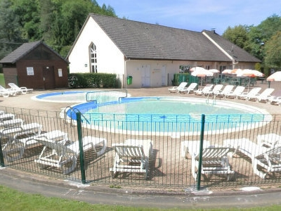 La Piscine du VVF Villages champs sur tarentaine