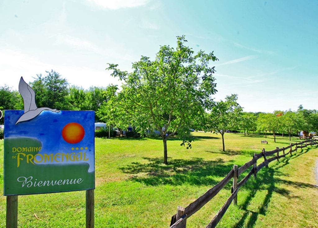 Camping Domaine Fromengal - Dordogne