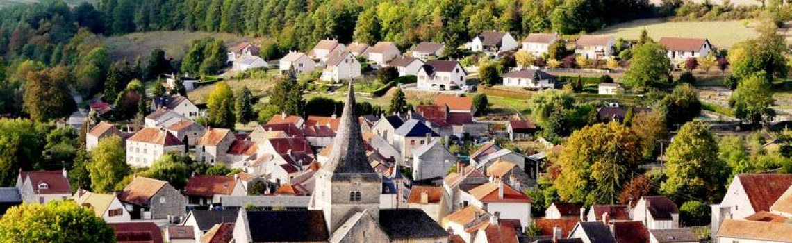 Village pittoresque Haute Marne